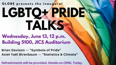 LGBTQ+PrideTalks